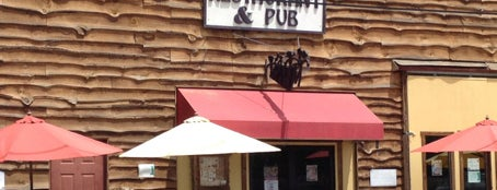 Falls City Restaurant & Pub is one of Bikabout's Guide to the GAP Trail and C&O Towpath.