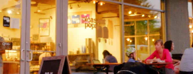 Pleasant Pops Farmhouse Market & Cafe is one of Bikabout Washington.
