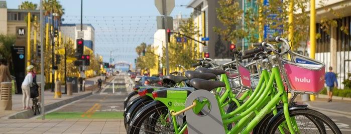 Breeze Bike Share at Metro Rail is one of Best of Santa Monica by Bike.