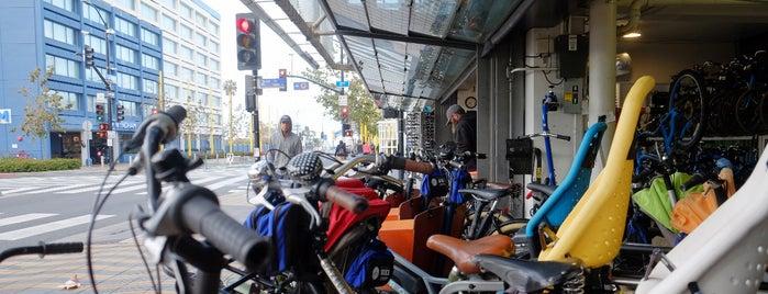 Santa Monica Bike Center is one of Best of Santa Monica by Bike.