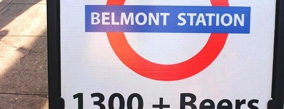 Belmont Station is one of Best of Portland by Bike.