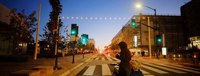 Colorado Avenue Cycletrack is one of Best of Santa Monica by Bike.