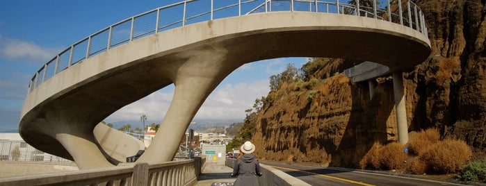 California Incline is one of Best of Santa Monica by Bike.