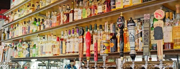 DBGB Kitchen and Bar is one of Bikabout Washington.