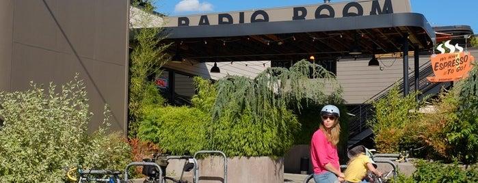 Radio Room is one of Best of Portland by Bike.