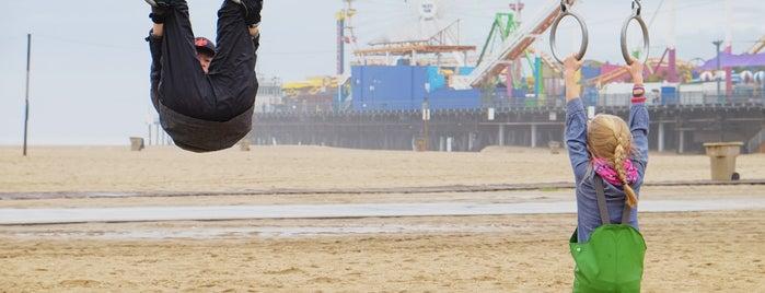 Original Muscle Beach is one of Best of Santa Monica by Bike.