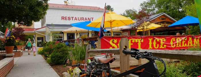 Buddy Lou's Restaurant is one of Bikabout's Guide to the GAP Trail and C&O Towpath.