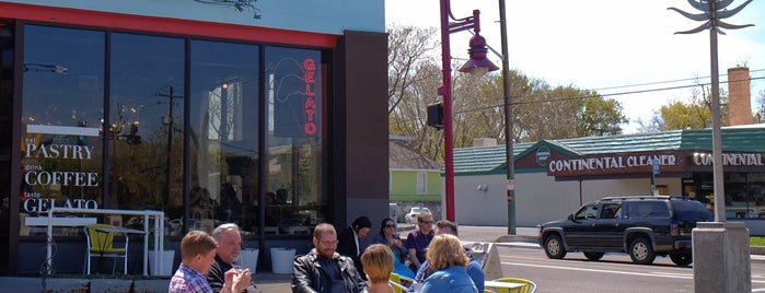 Dolcetti Gelato is one of Best of Salt Lake City by Bike.