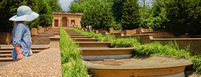 Meridian Hill Park is one of Bikabout Washington.
