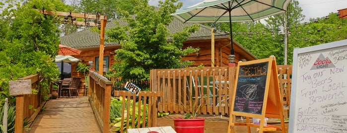 Lucky Dog Cafe is one of Bikabout's Guide to the GAP Trail and C&O Towpath.