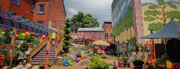 Randyland is one of Must See Pittsburgh.