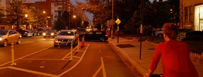 15th Street Bike Lane is one of Bikabout Washington.