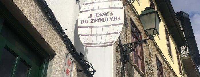 Tasca do Zequinha is one of Julia'nın Beğendiği Mekanlar.