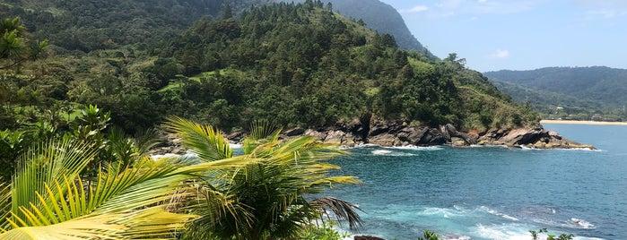 Praia De Calhetas is one of Julia'nın Beğendiği Mekanlar.