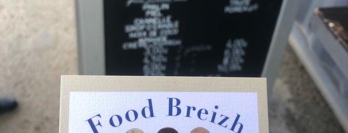 Food Breizh is one of Orte, die Julia gefallen.