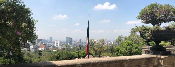 Museo Nacional de Historia (Castillo de Chapultepec) is one of Tempat yang Disukai Julia.