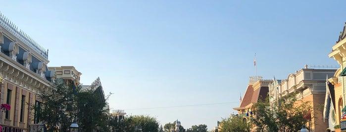 Disneyland Park is one of Tempat yang Disukai Julia.