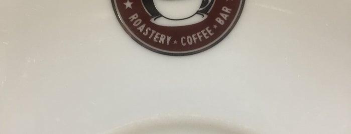Dreıkopf Coffee is one of Locais curtidos por Selcan.
