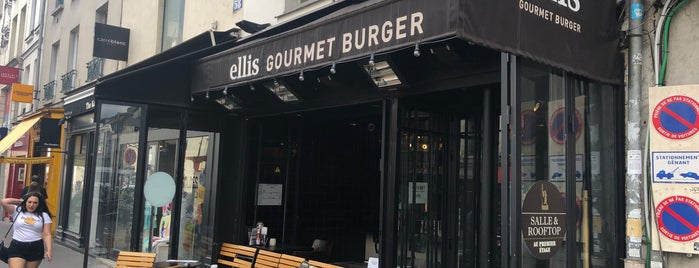 Ellis Gourmet Burger is one of Burger.