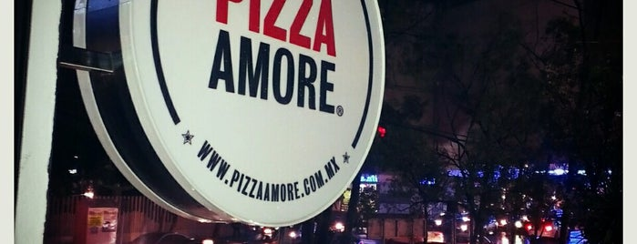 Pizza Amore is one of Lieux qui ont plu à Itzel.