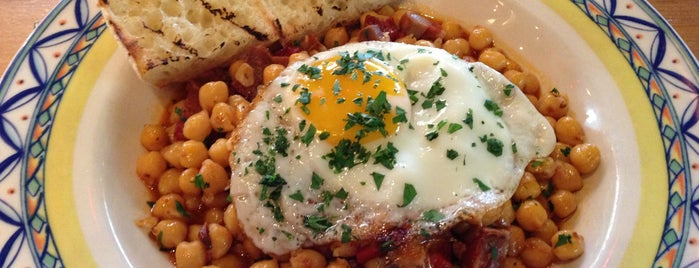 Cafe Arta at Third Place is one of Mediterranean Restos recommended by Seattle Met.
