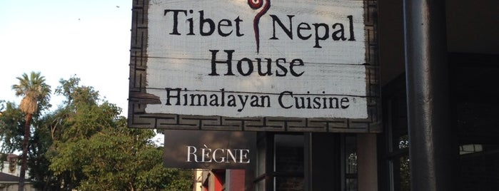 Tibet Nepal House is one of Los Angeles.