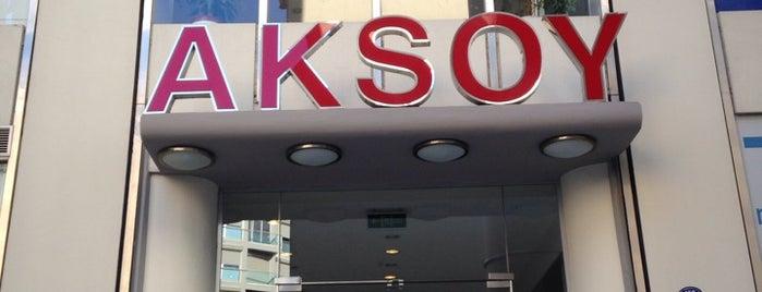 Aksoy Plaza is one of Locais curtidos por ⛵️surfer.