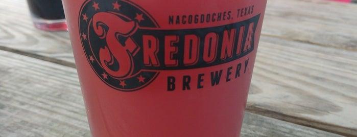 Fredonia Brewery is one of Chuck 님이 좋아한 장소.