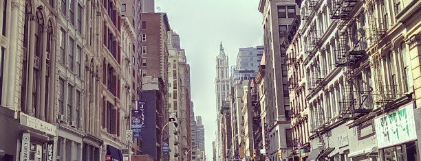 Broadway is one of Tourist attractions NYC.