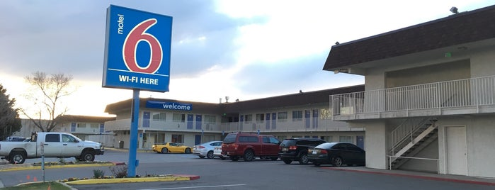 Motel 6 is one of Spring Break Denver 2020.