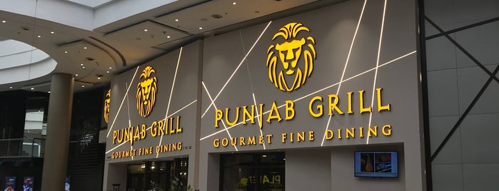 Punjab Grill is one of BOM.