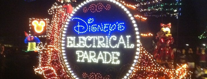 Main Street Electrical Parade is one of Walt Disney World.
