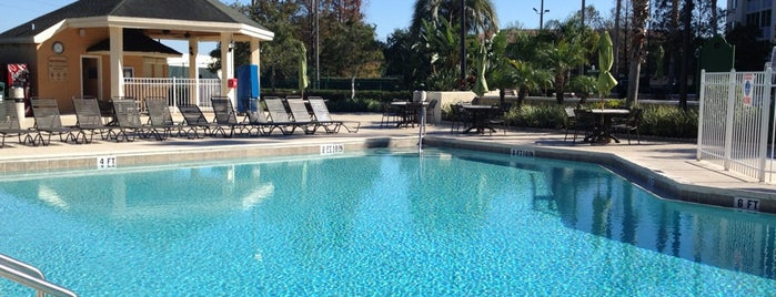 Bluegreen Vacations Orlando Sunshine, Ascend Resort Collection is one of AT&T Wi-Fi Hot Spots - Hospitality Locations.