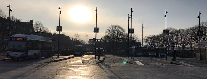Busstation Venlo is one of Orte, die Kevin gefallen.
