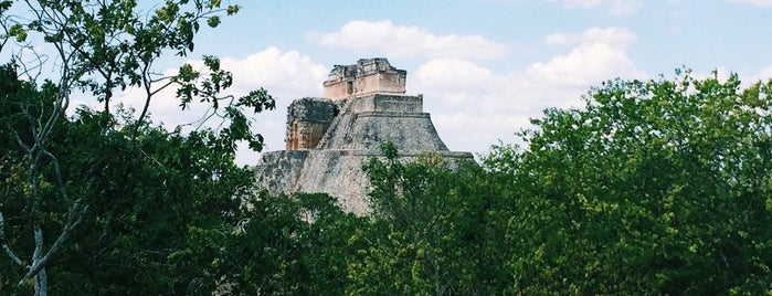 Uxmal is one of Yucatán.