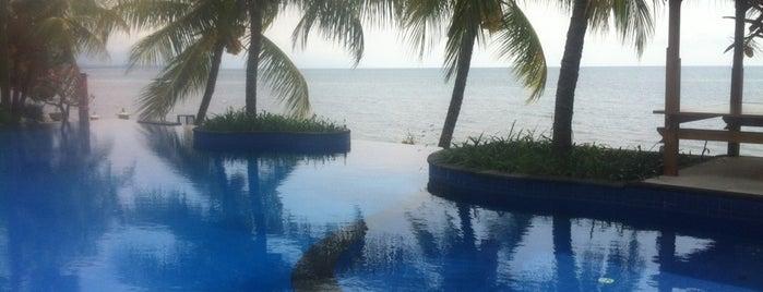 Padmasari Resort Pool is one of Lieux qui ont plu à Guillaume.