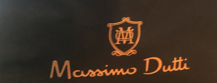 Massimo Dutti is one of London.