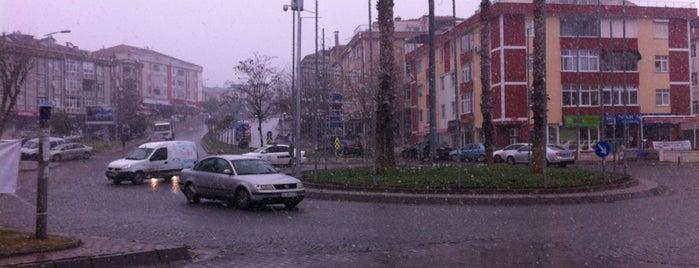 Palmiye Meydani - Palm Square is one of Posti salvati di Kahve Diyarı.