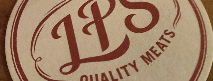 LP's Quality Meats is one of สถานที่ที่บันทึกไว้ของ Brendan.