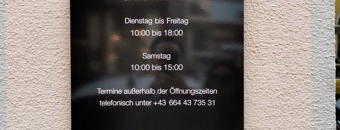 Stilbruch is one of Vienna.
