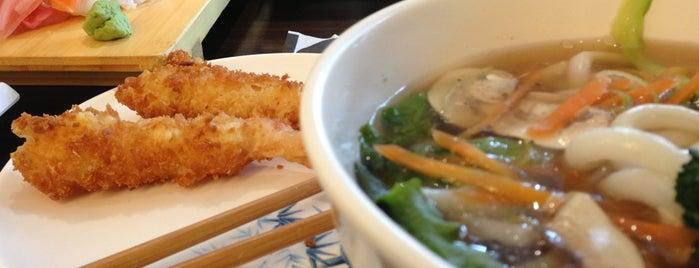 Hoki Sushi is one of Cartel.