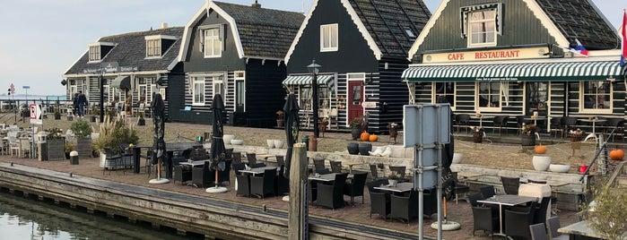 Marken is one of Amsterdam & Belgium.