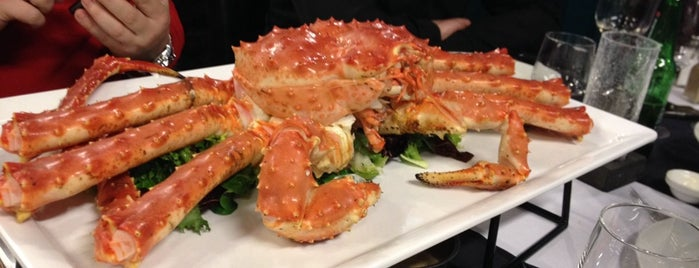 KingCrab House is one of Nordic countries.