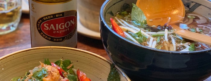 Viet Food is one of to try london.