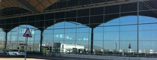 Aeropuerto de Alicante - Elche (ALC) is one of Airports - Europe.