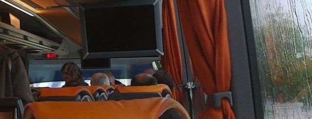 ulusoy yolculuk is one of Orte, die Yunus gefallen.