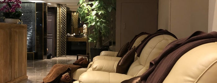 Urban Thai Massage & Spa is one of Spa Life.