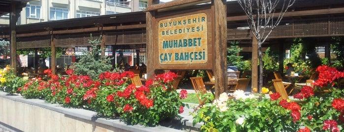Muhabbet Çay Bahçesi is one of Lieux qui ont plu à Çilek.