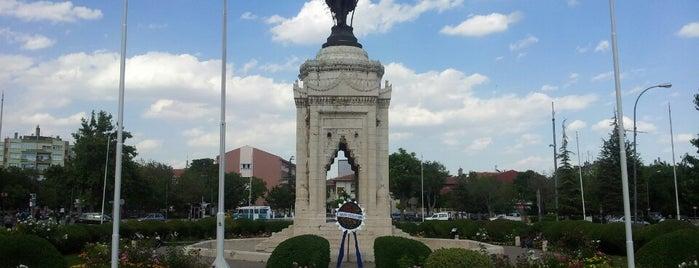 Atatürk Anıtı is one of Gezdim.
