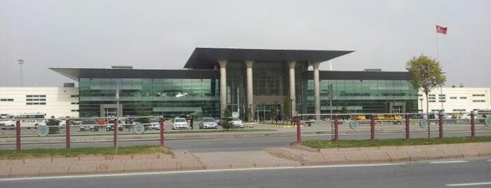 Kayseri Şehirler Arası Otobüs Terminali is one of Check-in 4.